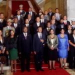 Le gouvernement Ravelonarivo