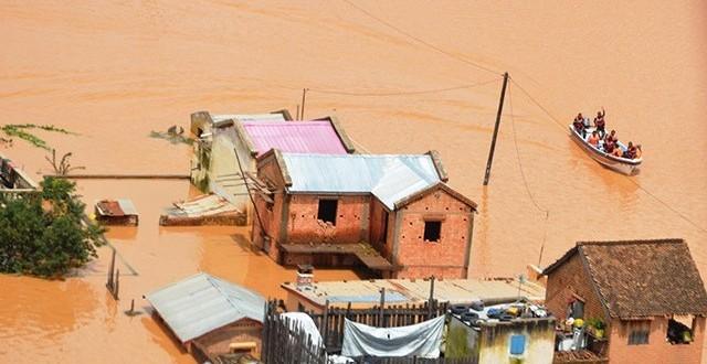 Alerte rouge : inondations dans la région Analamanga