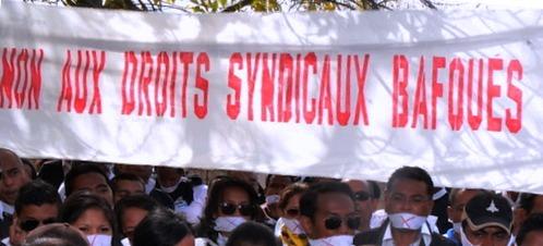 Air Madagascar : les syndicats solidaires contre le pouvoir
