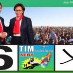 Les époux Marc et Lalao Ravalomanana en reconquête d'Antananarivo