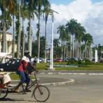 Le cyclo-pousse, le moyen de transport n°1 dans la ville de Toamasina
