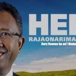 Le président Hery Rajaonarimampianina affirme qu'il n'a pas de parti !