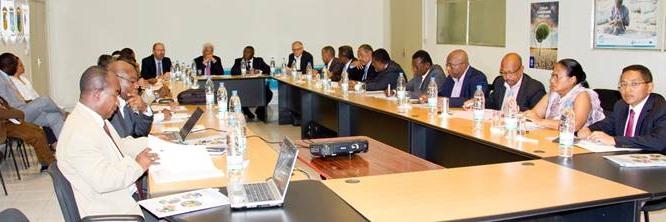 La réunion technique organisée par la FAO et la COI (Ph. FAO)