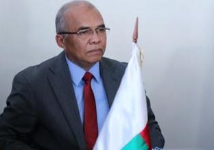 Gervais Rakotoarimanana, ministre des Finances et du Budget (Ph. Trésor)
