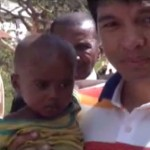 Andry Rajoelina a été beaucoup plus ému que le président.