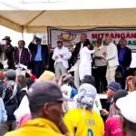 Le départ du président réclamé par le mouvement de l'opposition