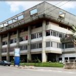 Le siège de la Banque Centrale de Madagascar à Antaninarenina