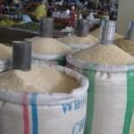 Riz en hausse