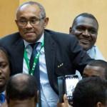 Le nouveau président de la CAF soutenu par ceux qui souhaitaient tourner la page Issa Hayatou à la tête de la Confédération africaine de football