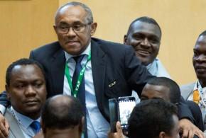 Accueil chaleureux pour le nouveau président de la CAF