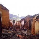 Des maisons incendiées par des policiers à Antsakabary, au Nord de Madagascar