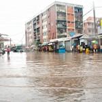 Le quartier d'Isotry parmi les premières victimes de la crue des eaux à chaque pluie intense à Antananarivo