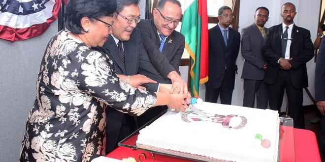 Madagascar-Etats-Unis : 150 ans d'échanges commerciaux