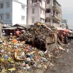 La lutte contre la peste soulève toujours la question relative à la lutte contre l'insalubrité à Antananarivo et dans les autres grandes villes de Madagascar