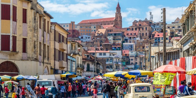Une population de plus en plus urbanisée à Madagascar