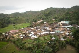 Ikongo est une localité difficile d'accès, notamment durant la saison des pluies.