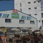 Le magasin Magro AAA, principal distributeur des produits Tiko.