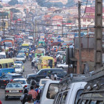 Antananarivo circulation