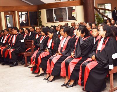 Syndicat des magistrats : Pour le remplacement du ministre de la Justice