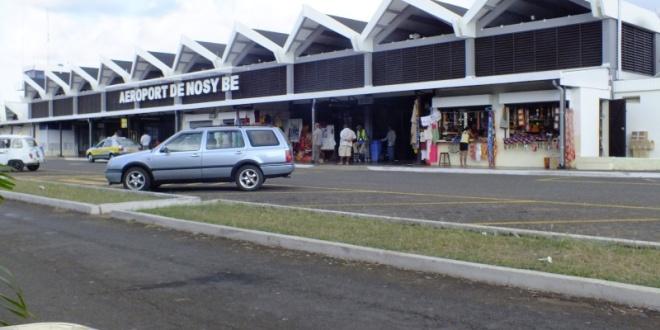 Aéroport de Nosy-Be : Les travaux de rénovation en cours de finalisation