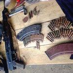 armes illégales