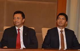 Ravalomanana et Rajoelina