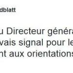 tweet de François Goldblatt
