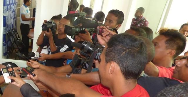 Quelle liberté de presse à Madagascar ?