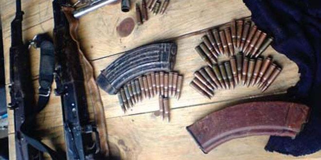 Détention illégale d'armes à feu : Un mois d'amnistie